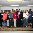 Governor Christie with Eva's Village recovery clients and staff