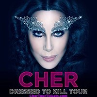 Cher Tour Tickets