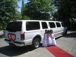 Wedding Limousine Services by Royal Limo