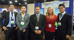 FORC at BICSI 2013 Fall Exhibit