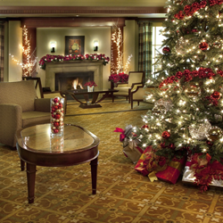 The holidays at Hilton Seattle Downtown Hotel