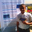 """Young actor Donis Leonard Jr. on the cast of Showtime's hit series """"House of Lies"""""""