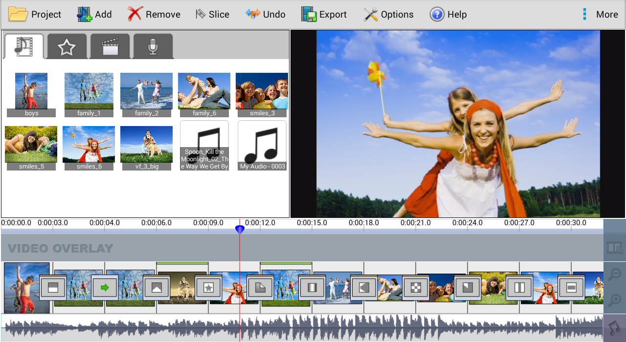 Nch software makes video editing on the go easy with the new release nch software makes video editing on the go easy with the new release of videopad video editor for android tablets ccuart Gallery