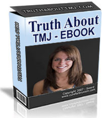treatment for tmj pain how truth about tmj
