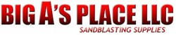 Big A's Place massive inventory includes sandblasting cabinet parts, portable sandblasters, Lindsey Sandblaster parts, sandblast hoods, sand blasters, sandblasting nozzles, abrasive blasters, sandblasting suits, soda blasters, sandblasting equipment, sand