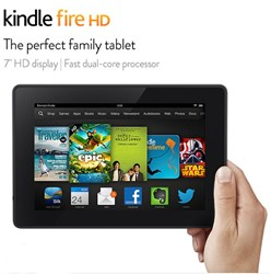New Kindle Fire HD 7″ Tablet Deals
