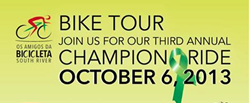 Third Annual Champion Ride