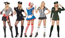 Halloween Costumes for Women Deals 2013