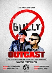 "Jesse James ""Outcast"" Ft. David Correy (X-Factor, Coca-Cola)"