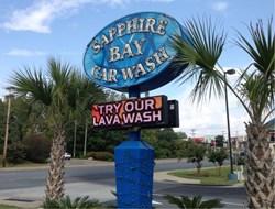 Tropical Palm Bay Car Wash