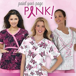 Paint Facebook Pink Uniform Advantage Scrubs