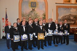 Meridian Lodge Members