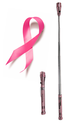 pink products for breast cancer