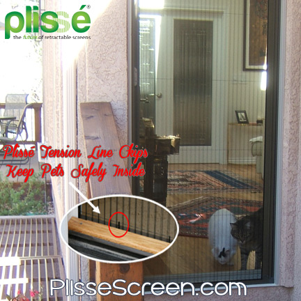 Screen Solutions Announces Solution For Keeping Pets