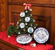 Stoneware Ornaments from MA Hadley