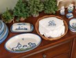 Hadley Pottery Christmas Serving Pieces 2013