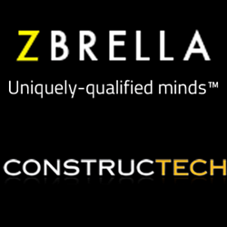 Michael Zucchi, CEO of ZBRELLA speaks at Constructech Technology Day Conference