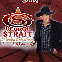 George Strait the Cowboy Rides Away