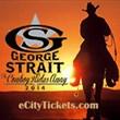 George Strait Tour Tickets for Boston Area Gillette Stadium at Foxboro Are in High Demand According to BostonTickets.com