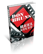 Reel Stuff by Don Bruns is Now Available Nationwide