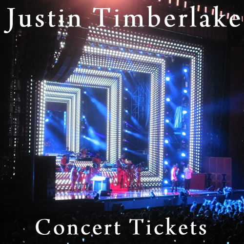 Justin Timberlake Los Angeles Staples Center Concert