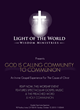 New Church in Irvine, CA, Light of the World Wisdom, Celebrates Christ...
