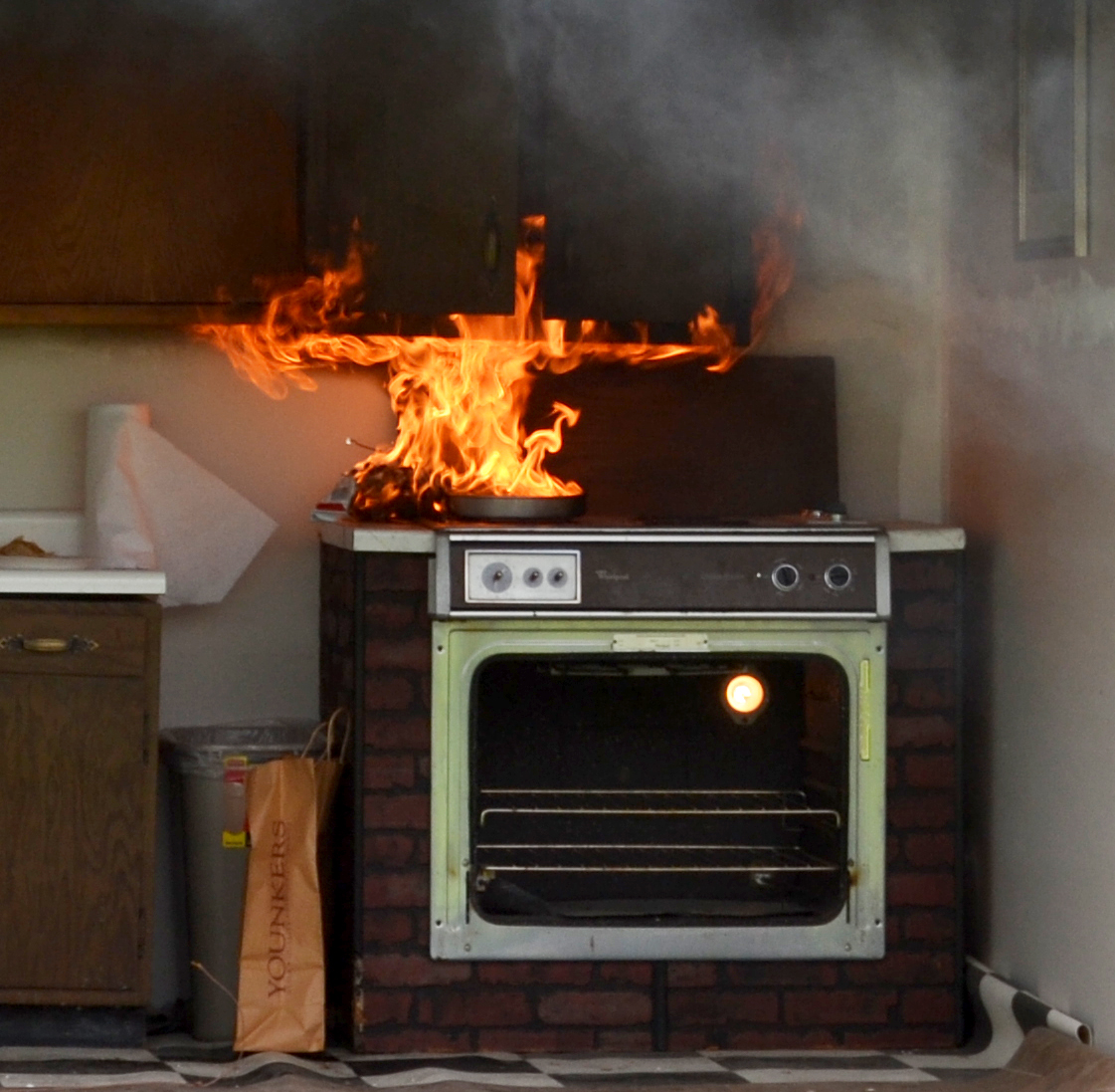 Awareness Prevents Kitchen Fires, According to Grinnell ...