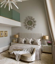 Award for Best Bedroom at the Design et al International Design and Architecture Awards 2013