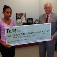 Louisville personal injury lawyers sponsor community service award