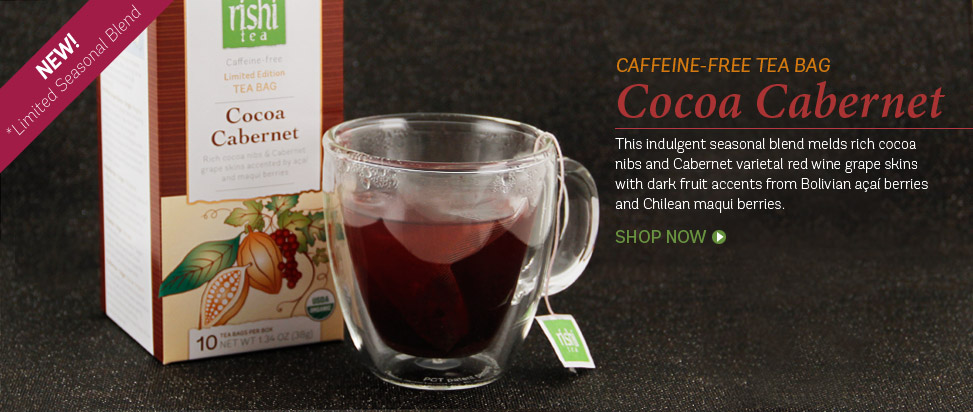 Rishi Tea Whole Foods