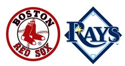 Red Sox and Rays