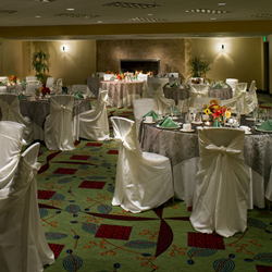 Weddings at DoubleTree by Hilton Denver Tech Center Hotel