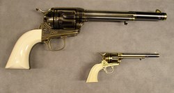 Cody Firearms Museum-Wielgus exhibit
