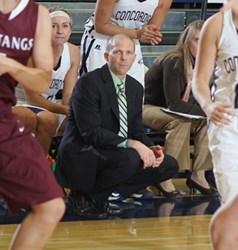 Coach Drew Olson