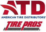American Tire Distributors - Tire Pros Logos