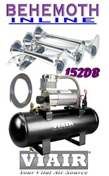 Assured automotive Train Air Horn kits use Viair compressor kits