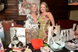 Anita representatives Chris Hubbard and Theresa Antretter at Designer and The Muse