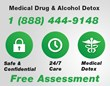 No-Cost Drug & Alcohol Detox Help Now Available At Drug Detox...