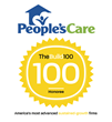 People's Care Named to the Inaugural Build 100 List with Five-year Job...