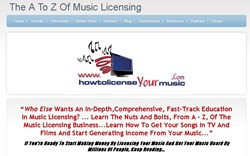 how to license music how a to z of music licensing
