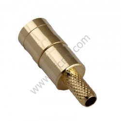 SMB Female Crimp for RG58 RF Connector
