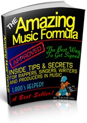 music business management how amazing music formula