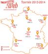 Dates caravane du web 2013 2014
