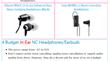 Budget-friendly In-Ear Earbuds