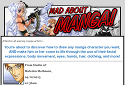 manga drawing tutorial how mad about manga