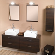 "60.8"" Bathroom Vanity Iotti A11 from Aurora Collection"