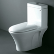 Ariel CO1003 Contemporary European Toilet with dual flush