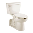 American Standard 2876.016 Yorkville Pressure-Assisted Elongated 1.6 GPF Toilet