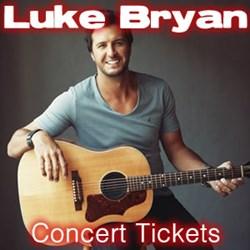 Luke Bryan Concerts