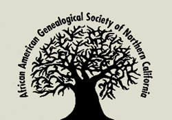 Image of the Afro American Historical & Genealogical Society Logo